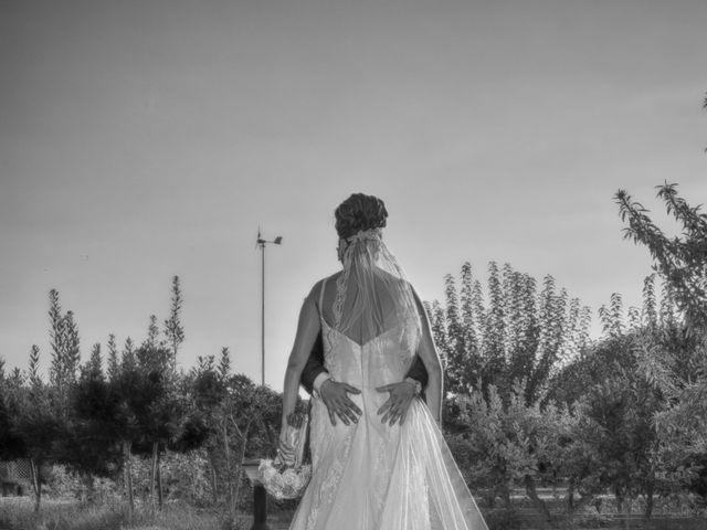 La boda de Antonio y Mª José en Venta Nueva, Almería 36