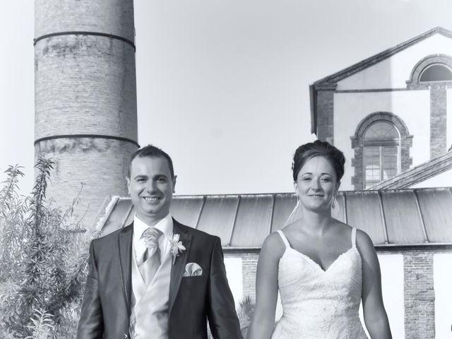 La boda de Antonio y Mª José en Venta Nueva, Almería 37