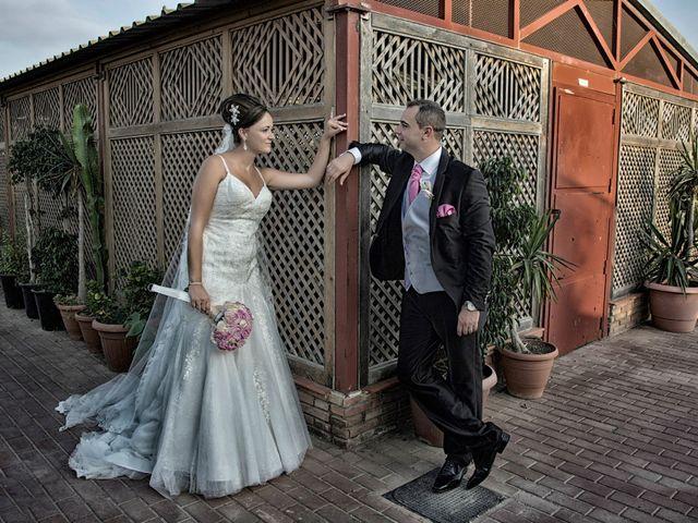 La boda de Antonio y Mª José en Venta Nueva, Almería 38