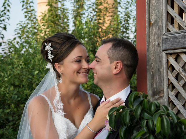 La boda de Antonio y Mª José en Venta Nueva, Almería 40