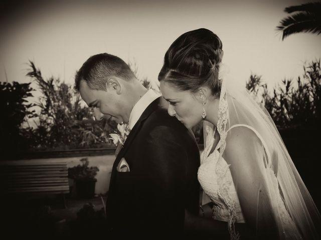 La boda de Antonio y Mª José en Venta Nueva, Almería 41