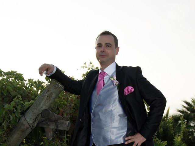 La boda de Antonio y Mª José en Venta Nueva, Almería 43