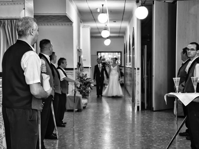 La boda de Antonio y Mª José en Venta Nueva, Almería 51