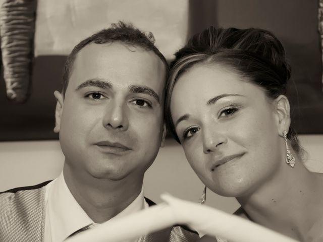 La boda de Antonio y Mª José en Venta Nueva, Almería 54