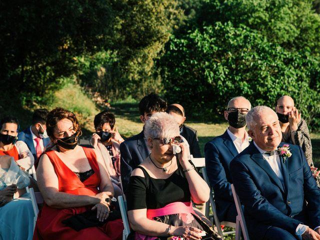 La boda de Ana y Noemí en El Pont De Vilumara I Rocafort, Barcelona 30