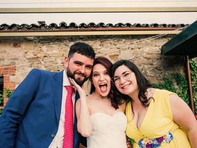 La boda de Ana y Noemí en El Pont De Vilumara I Rocafort, Barcelona 63