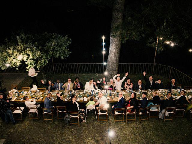 La boda de Ana y Noemí en El Pont De Vilumara I Rocafort, Barcelona 72