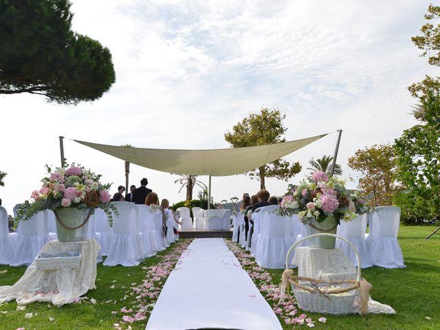 La boda de Dimi y Loli en S'agaro, Girona 11