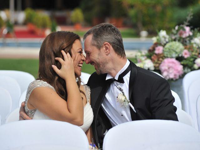 La boda de Loli y Dimi