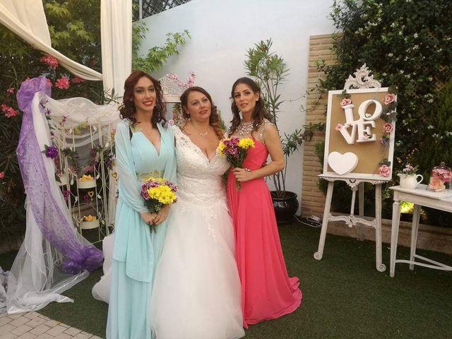 La boda de Sergio  y Silvia  en Valdilecha, Madrid 1