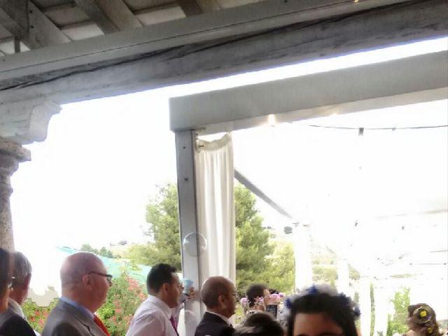 La boda de Sergio  y Silvia  en Valdilecha, Madrid 4