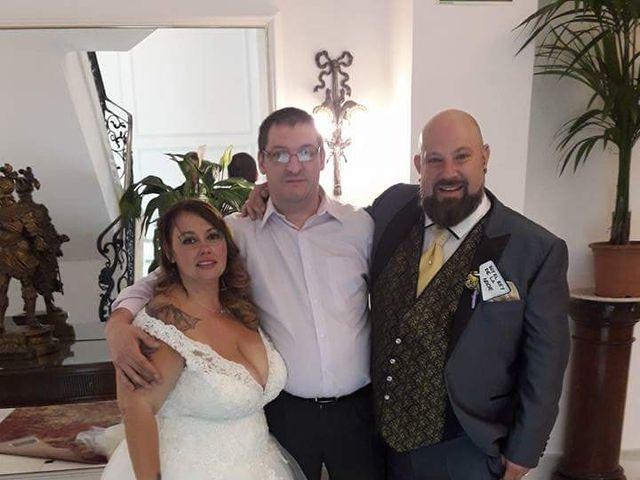La boda de Sergio  y Silvia  en Valdilecha, Madrid 6