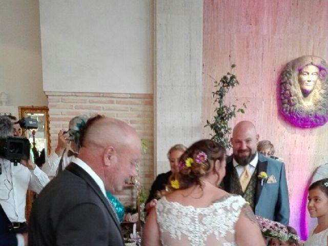 La boda de Sergio  y Silvia  en Valdilecha, Madrid 18