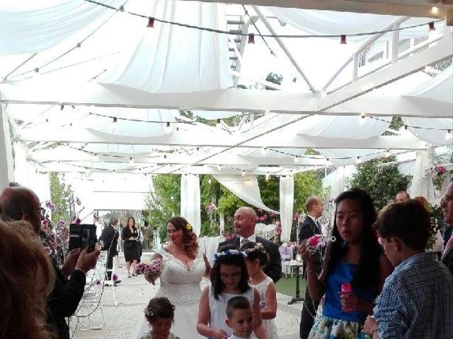 La boda de Sergio  y Silvia  en Valdilecha, Madrid 19