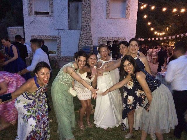 La boda de Andrés y Alejandra en Bogarra, Albacete 8