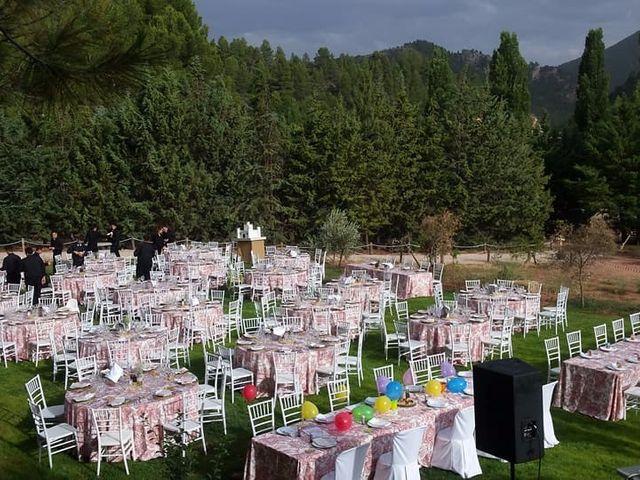 La boda de Andrés y Alejandra en Bogarra, Albacete 2