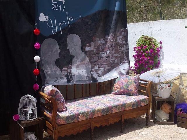 La boda de Andrés y Alejandra en Bogarra, Albacete 6