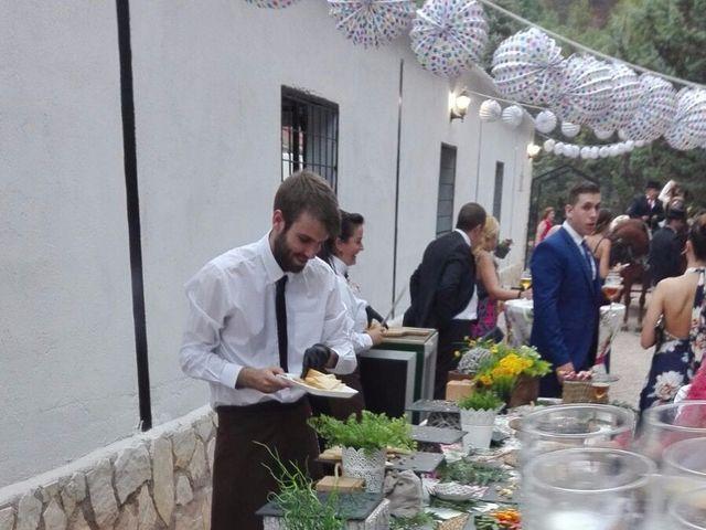 La boda de Andrés y Alejandra en Bogarra, Albacete 10