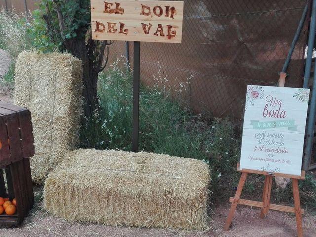 La boda de Andrés y Alejandra en Bogarra, Albacete 12