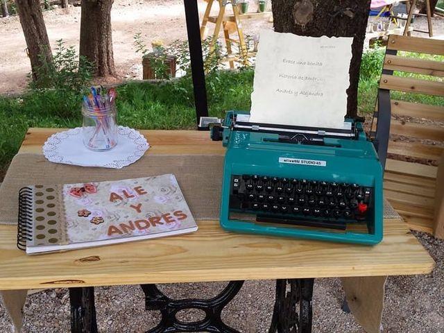 La boda de Andrés y Alejandra en Bogarra, Albacete 14