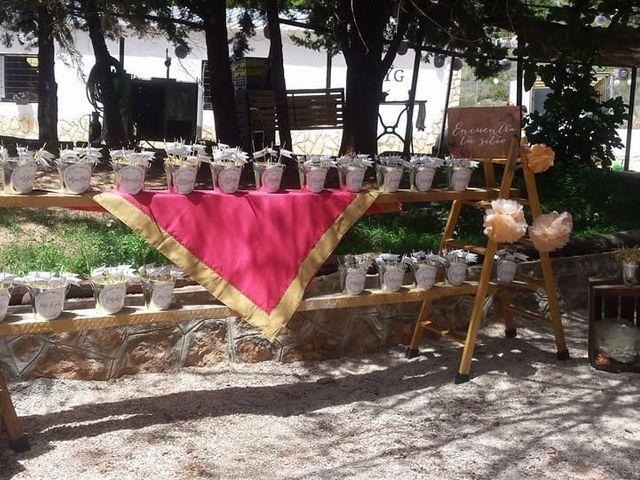 La boda de Andrés y Alejandra en Bogarra, Albacete 16