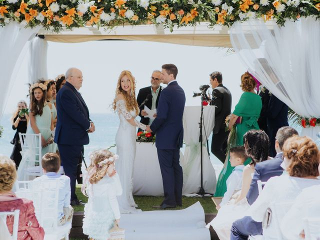 La boda de Rafa y Deby