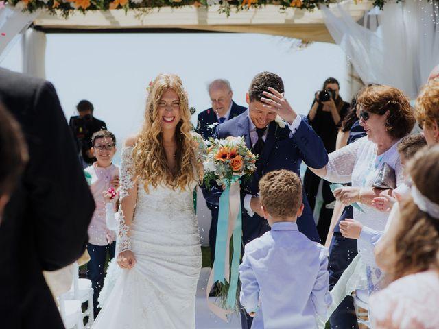 La boda de Deby y Rafa en Nerja, Málaga 11