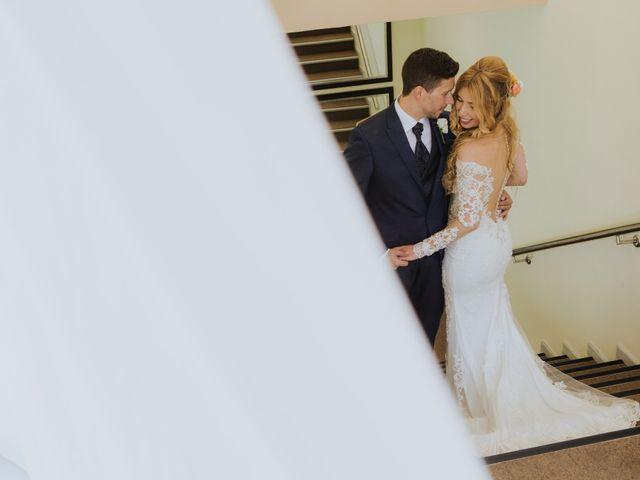La boda de Deby y Rafa en Nerja, Málaga 12