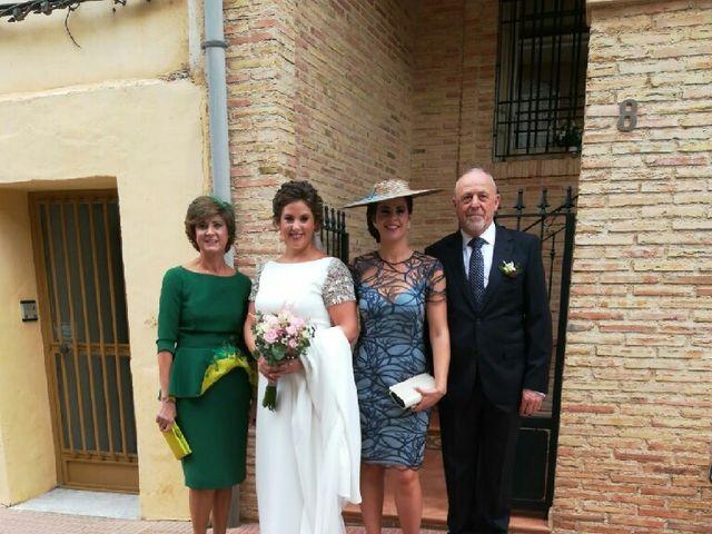 La boda de Pedro y Laura en Murcia, Murcia 1