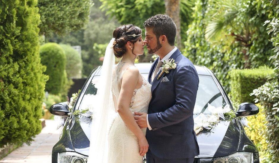 La boda de Gisela y Jairo  en Montornes Del Valles, Barcelona
