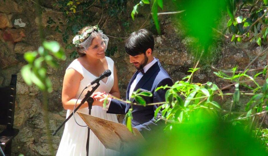 La boda de Nazaret y Flor en Cortegana, Huelva