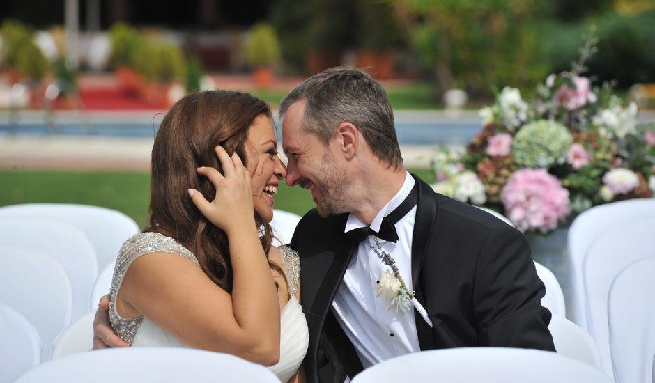 La boda de Dimi y Loli en S'agaro, Girona