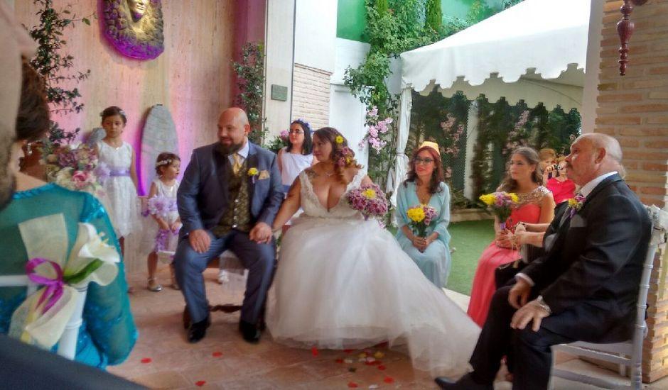 La boda de Sergio  y Silvia  en Valdilecha, Madrid
