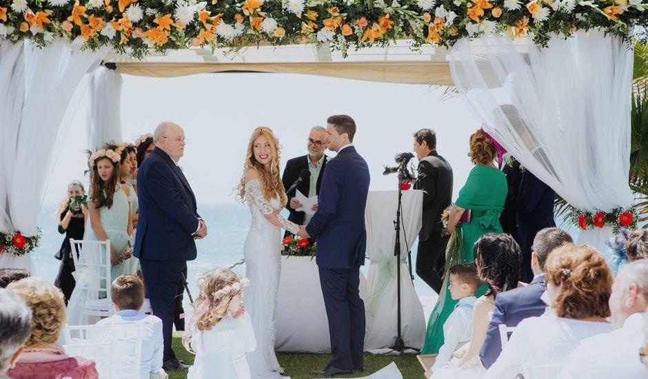 La boda de Deby y Rafa en Nerja, Málaga