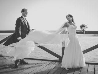 La boda de Macarena y Borja