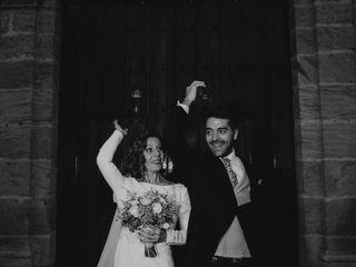 La boda de Almudena y Paco