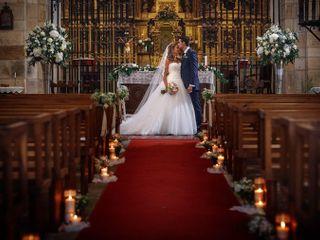 La boda de Bárbara y César