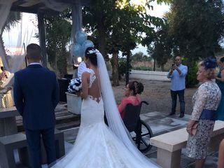 La boda de Yurema y Antonio 2