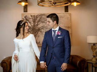 La boda de Georgia y Dani