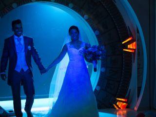 La boda de Anna y Shobit 1