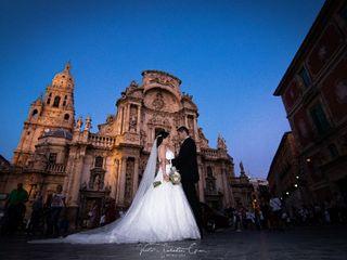 La boda de María José y Juan Antonio