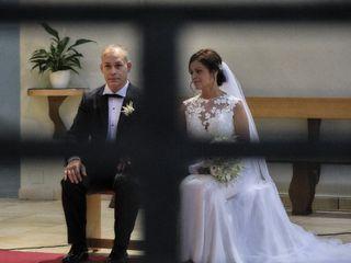 La boda de Shirley  y José Luis