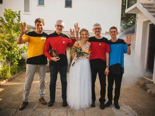 La boda de Eric y Irene 3