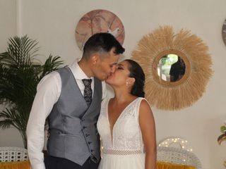 La boda de Esther y Miguel