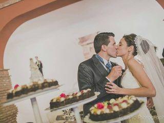 La boda de Alberto y Mª del Mar 1