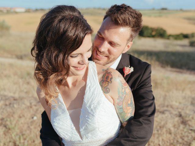 La boda de Cris y Edu