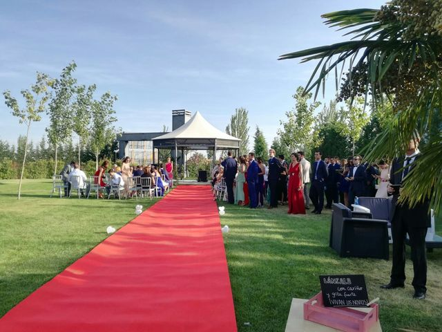 La boda de Alberto y Laura en Zamora, Zamora 2