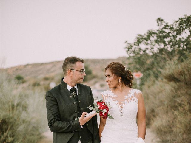 La boda de Luciana y Antonio