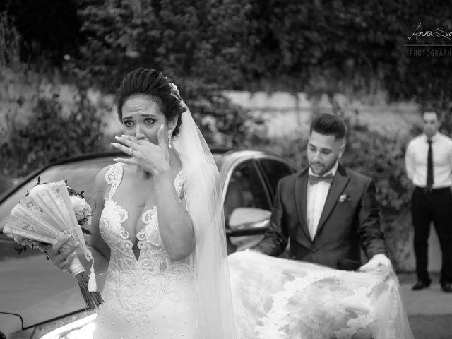 La boda de Yurema y Antonio
