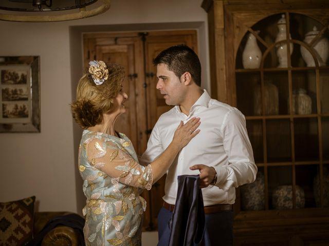 La boda de Dani y Georgia en Onda, Castellón 17